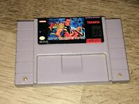 Art of Fighting Super Nintendo Snes Cleaned & Tested Authentic
