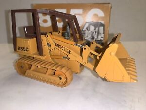 CONRAD NZG CASE 855C TRACK LOADER 1/35 CASE NEW HOLLAND
