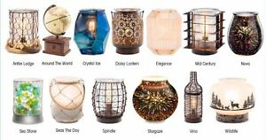 Scentsy Full Size Warmers RETIRED DISCONTINUED RARE ~ YOU CHOOSE~ NEW IN BOX