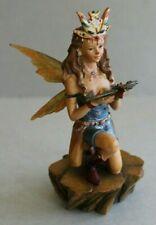 Verushimmer Fg845 Faerie Glen Guardian Zodiac Virgo Tattooed 2004 Retired Fairy