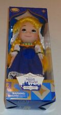 Disney Animators Collection It's a Small World singing Holland large doll NIB