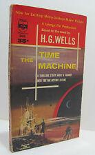 H G Wells 'THE TIME MACHINE' 1960 Movie Book Rod Taylor George Pal Metro-Goldwyn