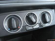 VW Polo 6R AUDI A1 8X Aluringe Alu Climatic R-LINE GTI WRC QUATTRO S-LINE S1