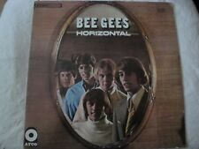 BEE GEES HORIZONTAL VINYL LP 1968 ATCO RECORDS WORLD, DAY TIME GIRL, WORLD, EX