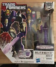 Hasbro Blitzwing Transformers Action Figure