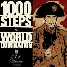 1000 Steps To World Domination-ExLibrary