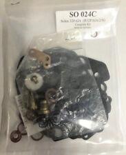 Alfa Romeo, Giulia & Lancia, Fulvia: Solex Carburetor Kit Complete '62-'65 SO24C