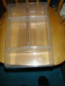 Ikea - Antonius Basket Insert Clear #50043573 (3)