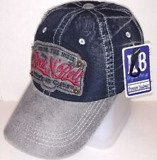 08bc69f5d11 KBETHOS Vintage Distressed ROCK N ROLL Washed Baseball Cap Hat