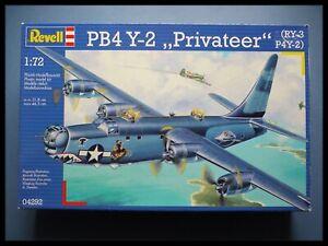 Revell PB4Y-2 Privateer 1:72 MODEL KIT