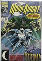 Marc Spector Moon Knight #40 (1989 Marvel)