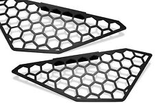 Fab Fours M3150-1 Vengeance Side Light Mesh Insert Cover Fits 15-16 Colorado