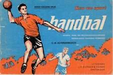 Boekje: Ken uw Sport - Handbal