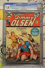 Superman's Pal Jimmy Olsen #159 CGC 9.8 Nick Cardy Cover