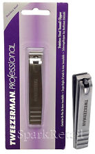 Tweezerman Stainless Steel Toenail CLIPPER Heavy Duty Nail Clippers