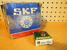 AUTO NEW SKF BEARING 6000-2RSJ GM ALTERNATOR REAR BEARING +OTHER APPS