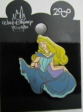 Disney Princess Aurora Error No Sleeves On Card Pin