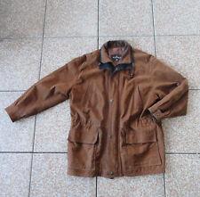 Blouson veste cuir taille M fabriqué en Italie