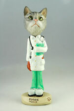 NURSE SILVER TABY CAT-SEE INTERCHANGEABLE BREEDS & BODIES @ EBAY STORE