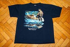 Vintage Single Stitch Blackwater Falls West Virginia T-Shirt Size XL