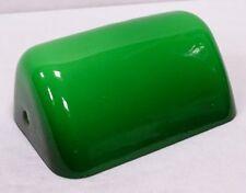 G4066: Pantalla de Lámpara para Banqueros Pequeño Repuesto Verde 18Cm