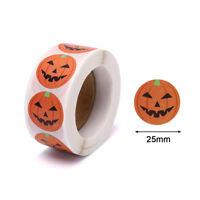 500x Labels Handmade Kraft Paper Packaging Sticker for Gift Box Packing  QA