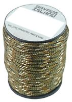 Army Military 20m (65ft) Paracord Reel 3mm Basha Tent Bivi Camping Guy Rope Cord