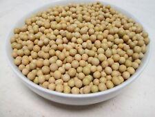 Organic Raw Soybeans, 25 lbs / case
