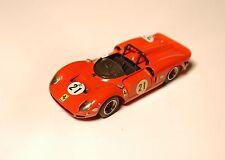 Ferrari P2 Spider N.A.R.T. North American Racing Team 21 Umbau rebuilt (?) 1:43!