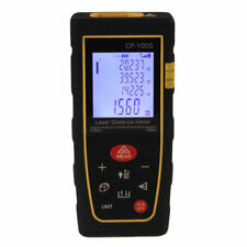 100M/328FT Digital LCD Laser Distance Meter Range Finder Measure Diastimeter