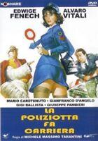 DVD LA POLIZIOTTA FA CARRIERA FENECH VITALI CAROTENUTO NOSHAME