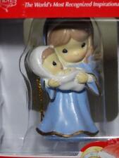 Precious Moments Ornament Mary & Baby Jesus Christmas Holy Family Nativity 2017