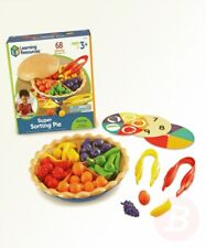 Learning Resources Super Sorting Pie Multicoloured