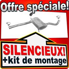 Silencieux Intermédiaire RENAULT SAFRANE II 2.0 2.4/2.5 96-02 échappement UXP