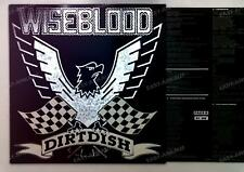 Wiseblood - Dirtdish GER LP 1987 + Innerbag /3