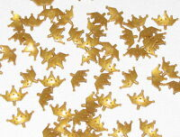 LEGO LOT OF 50 NEW PEARL GOLD CASTLE QUEEN CROWN TIARA PIECES