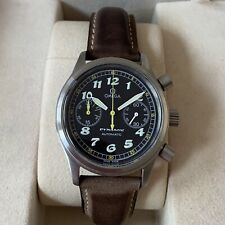 Omega Dynamic Chronograph Men's Watch Automatic Steel