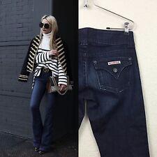 Women's Hudson Flap Pocket Bootcut Jeans Size 28 $200