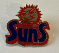 Vintage Defunct Jacksonville Suns Minor League Baseball Pin