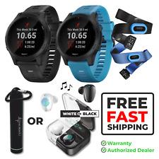 Garmin Forerunner 945 Premium GPS Running Smartwatch with Wearable4U Bundle