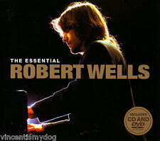 Robert Wells - The Essential Robert Wells (cd & dvd set 2011) BRAND NEW