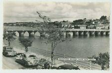 Bideford Bridge from New Road Dearden & Wade 1160 RP Postcard, C074