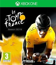 TOUR DE France 2015 JEU XBOX ONE NEUF