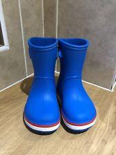 Crocs Size C7 Wellies