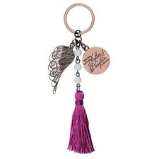 You Are An Angel Wings Keychain Love Mother And Daughter Sentiment Key Ring Gift