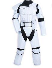 Disney World Exclusive Star Wars Stormtrooper Costume Set For Kids Size 5-6 New!