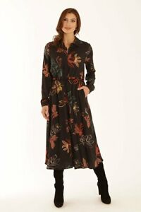 Pomodoro Leaf Midi dress