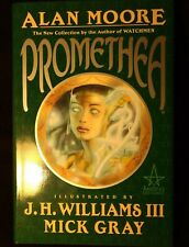 Promethea Book 1 by Alan Moore hardcover First Edition VERY GOOD CONDITION