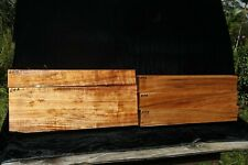 Hawaiian Curly Koa 8/4 & 4/4  5 PC. Billets # E-5