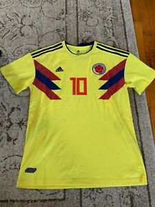 James Rodriguez Colombia Jersey size XL men